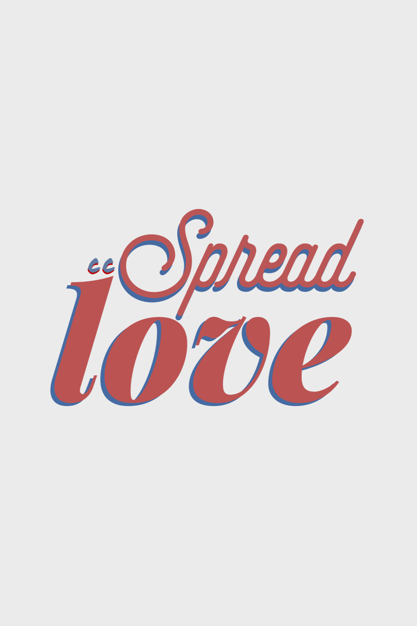 spread love by cc the love