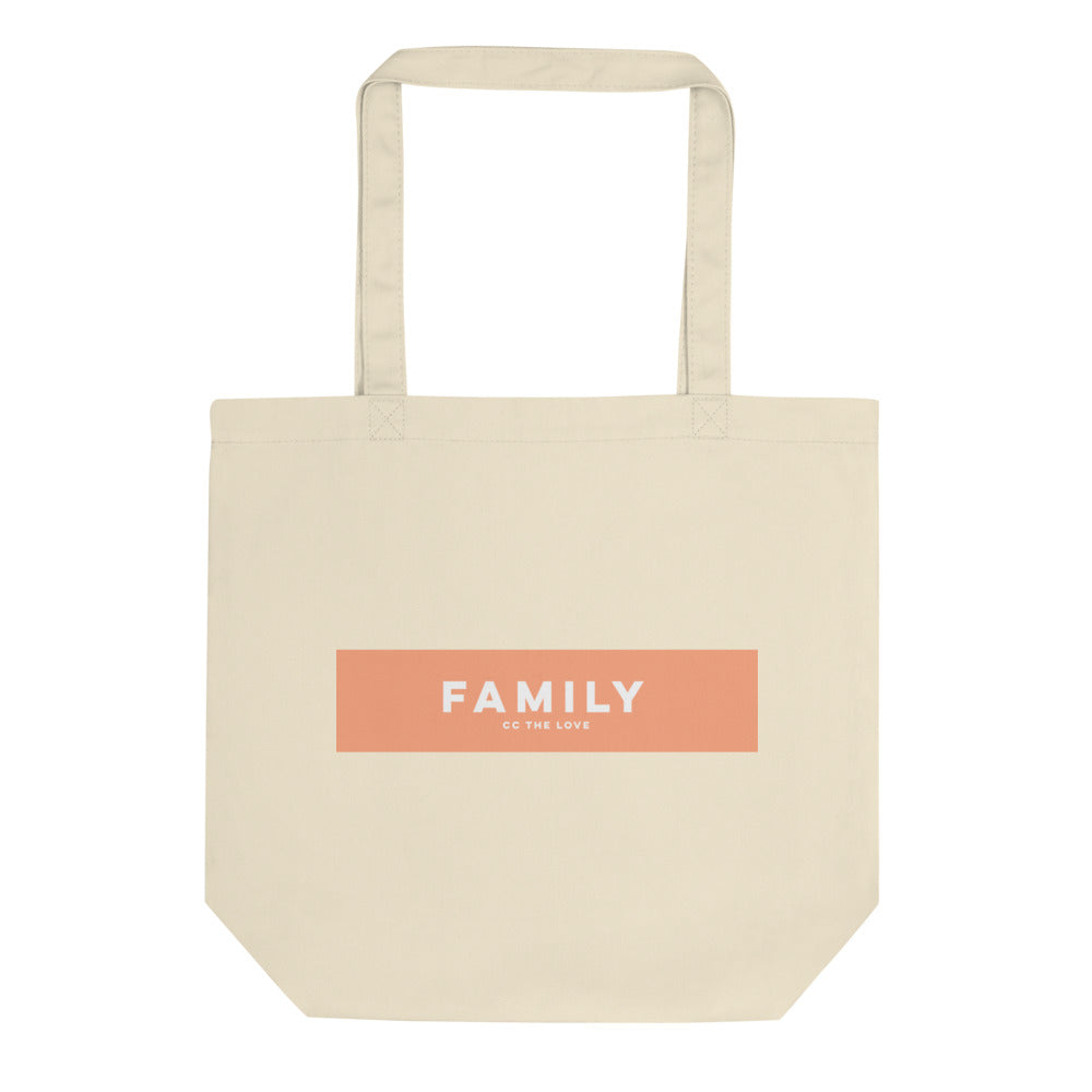 Family Eco Tote Bag