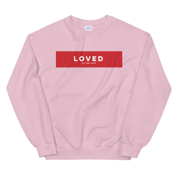 Women's Loved Sweatshirt