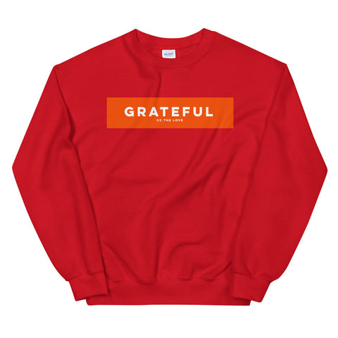 Men's Grateful Sweatshirt