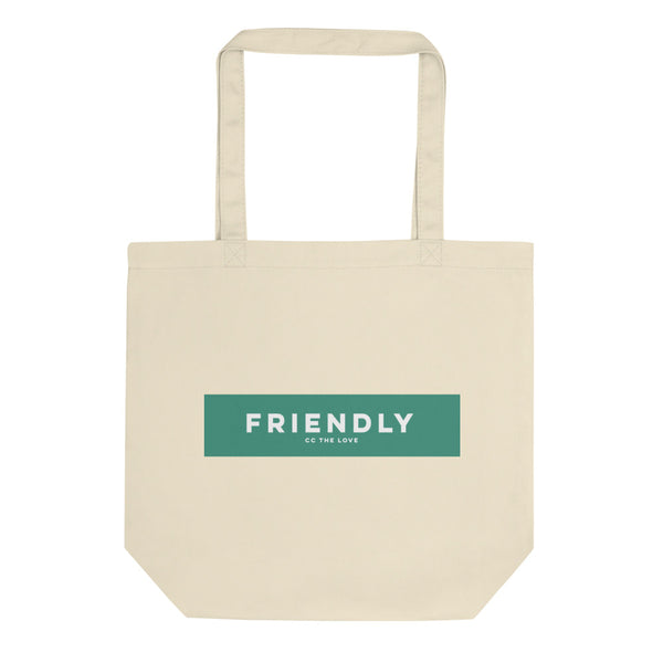 Friendly Eco Tote Bag