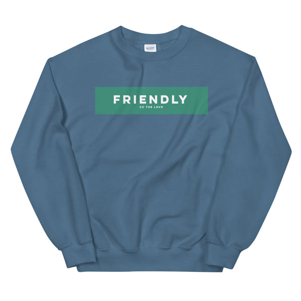Women's Friendly Sweatshirt