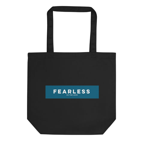 Fearless Eco Tote bag