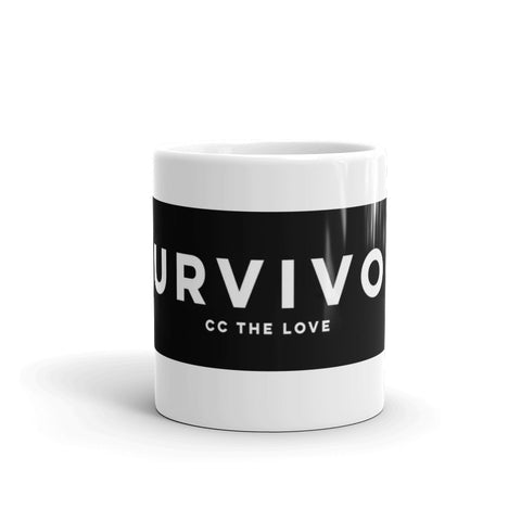 Survivor Coffee Mug 11oz