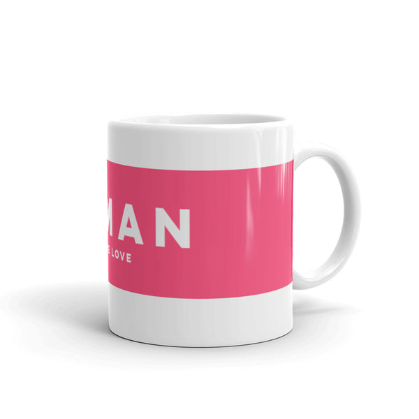 Human Coffee Mug 11oz