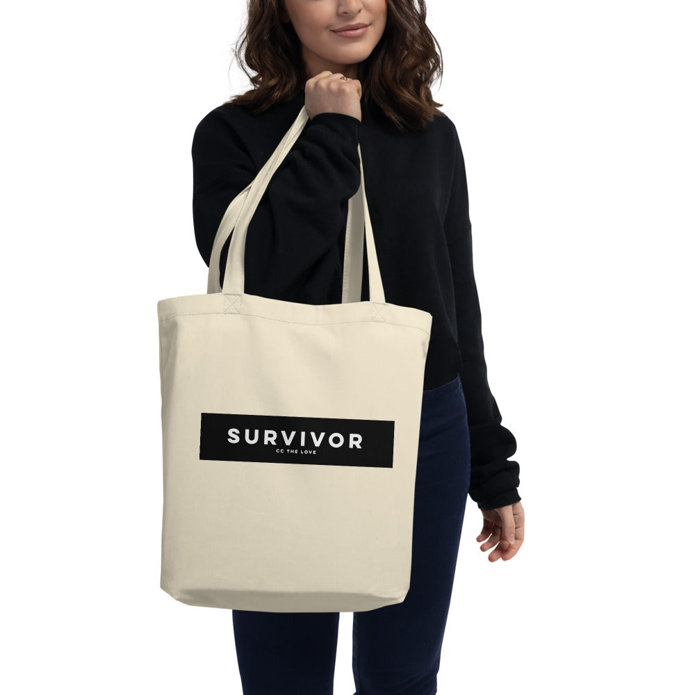 Survivor Eco Tote Bag