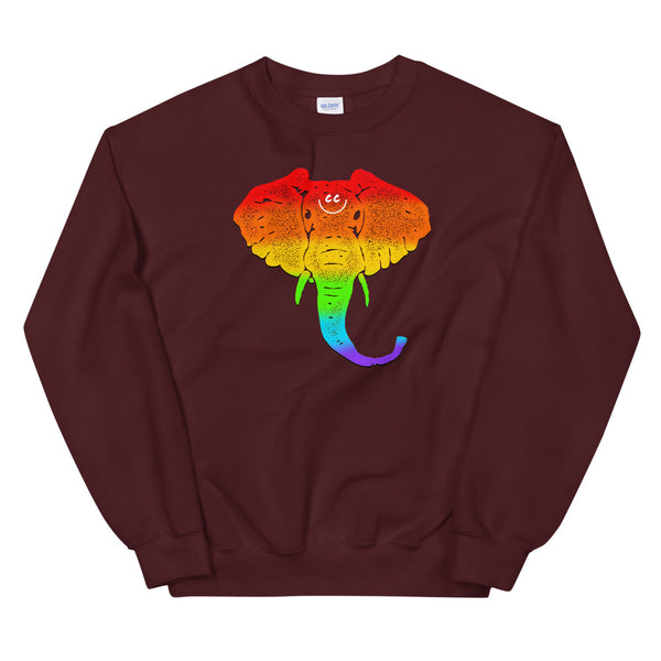 Men's Elephant In The Room Sweatshirt