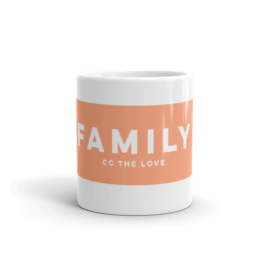 Family Coffee Mug 11oz