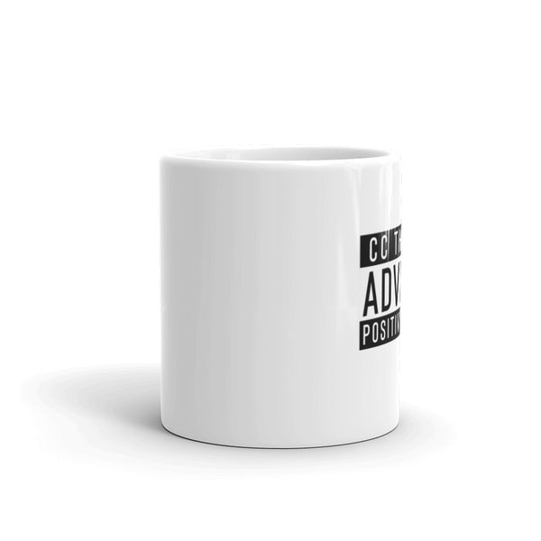 Content Advisory Coffee Mug