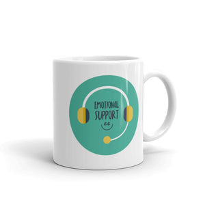 Emotional Support Coffee Mug