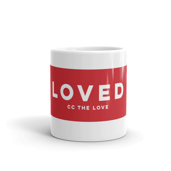 Loved Coffee Mug 11oz