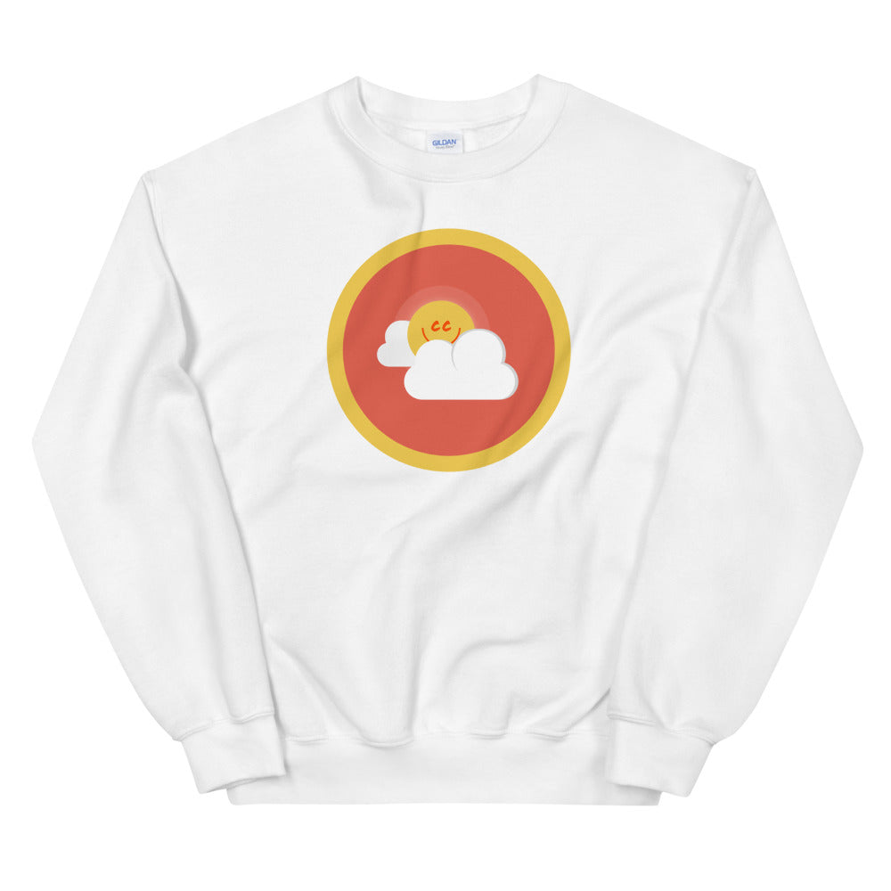 Women's Sunshine Bear Sweatshirt