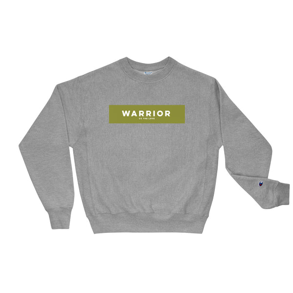 Unisex Warrior Champion Oxford Grey