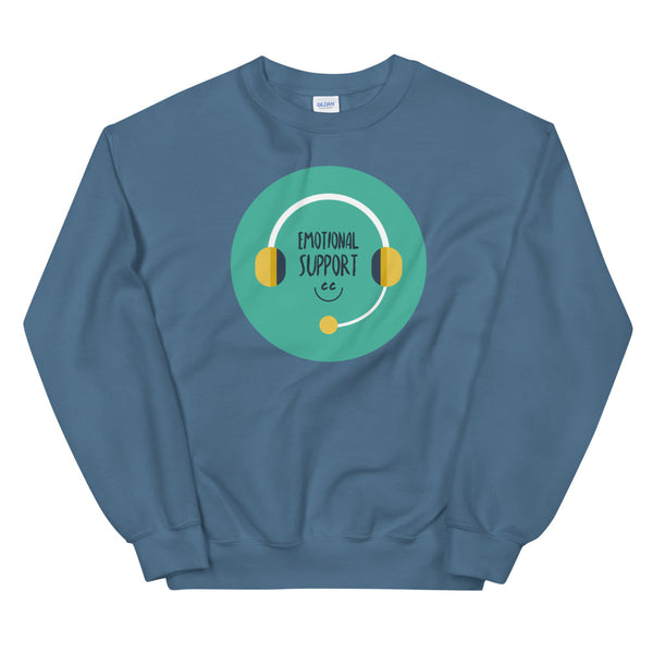 Women's Emotional Support Sweatshirt