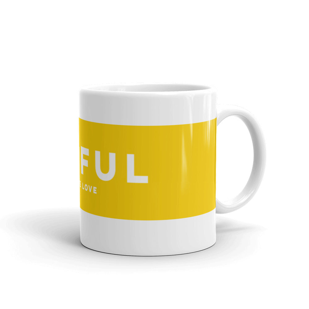 Joyful Coffee Mug 11oz
