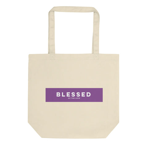 Blessed Eco Tote Bag