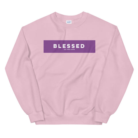 Men's Blessed Sweatshirt
