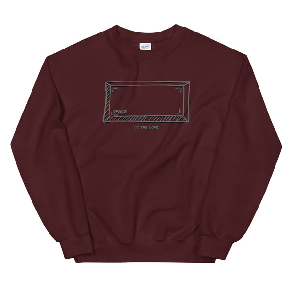 Men's Personal Space Sweatshirt