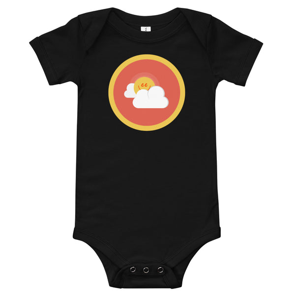 Baby Sunshine Bear Onesie