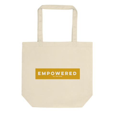 Empowered Eco Tote Bag