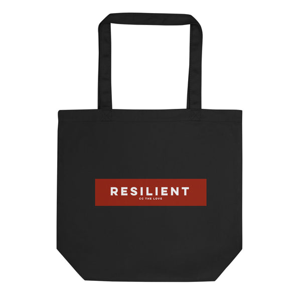 Resilient Eco Tote Bag