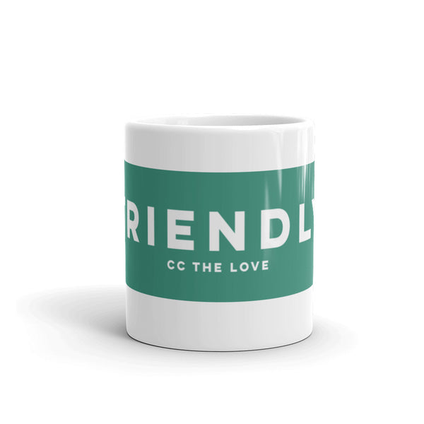 Friendly Coffee Mug 11oz