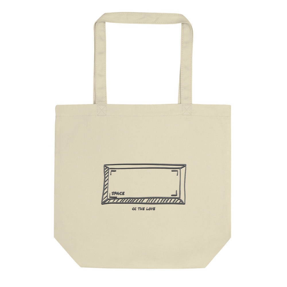 Personal Space Eco Tote Bag