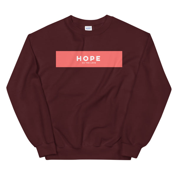 Men's Hope Sweatshirt