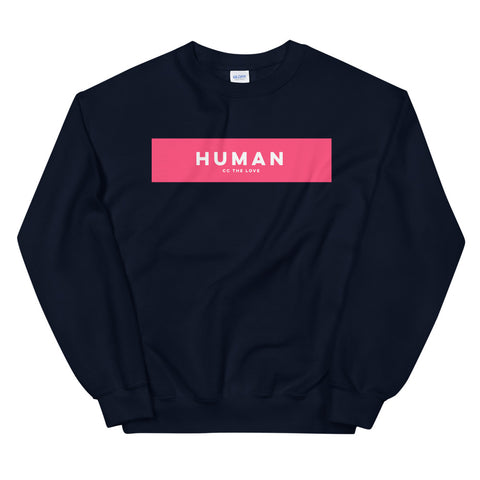 Women's Human Sweatshirt