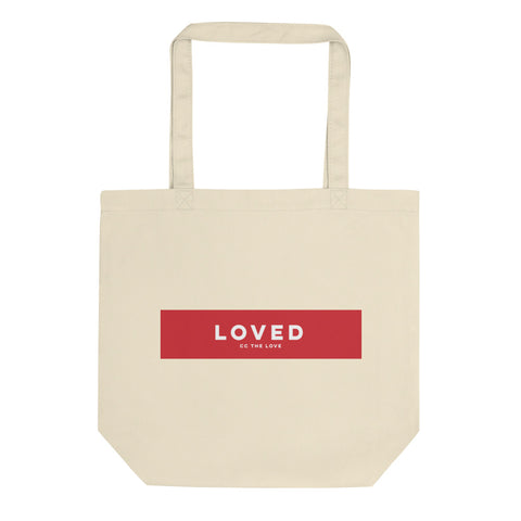 Loved Eco Tote Bag