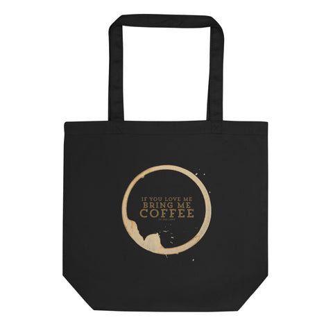 Coffee Lover Eco Tote Bag