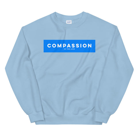 Women's Compassion Sweatshirt