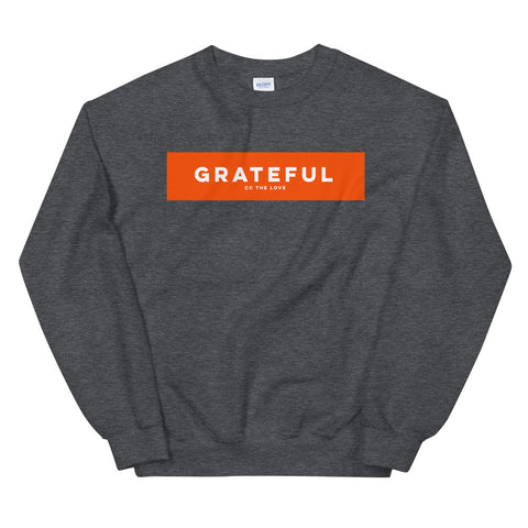 Women's Grateful Sweatshirt