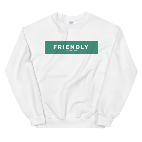 Men's Friendly Sweatshirt