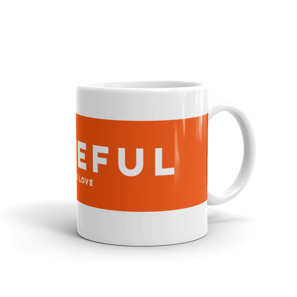 Grateful Coffee Mug 11oz