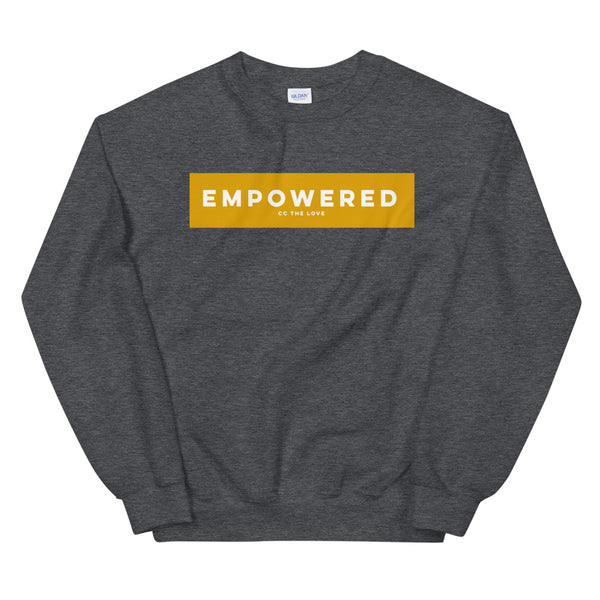 Men's Empowered Sweatshirt