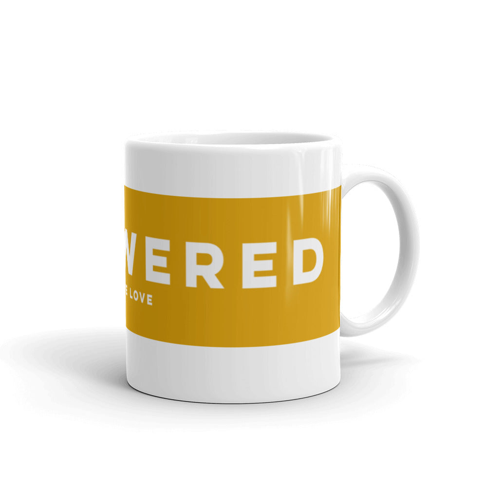 Empowered Coffee Mug 11oz