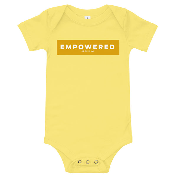 Baby Empowered Onesie