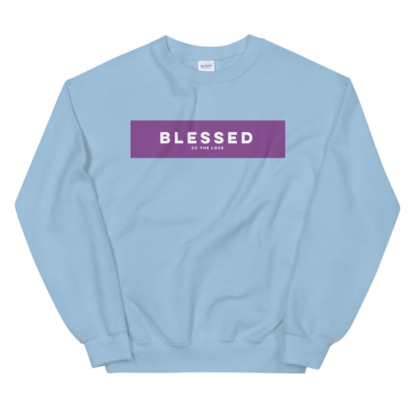 Women's Blessed Sweatshirt