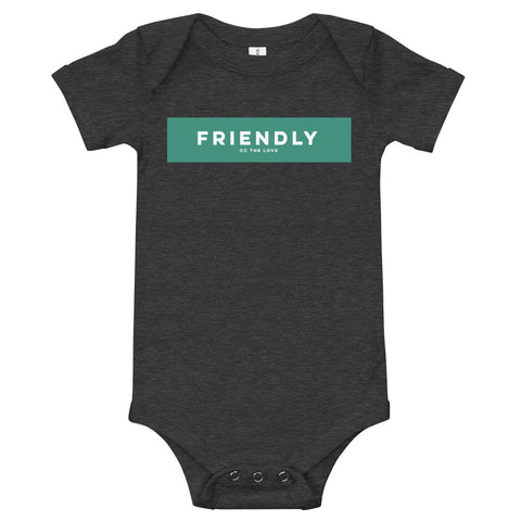 Baby Friendly Onesie
