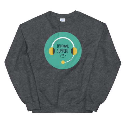 Men's Emotional Support Sweatshirt