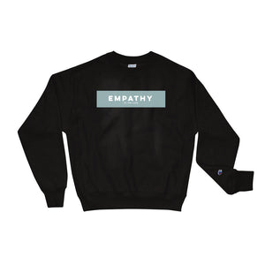 Unisex Empathy Champion Sweatshirt Black