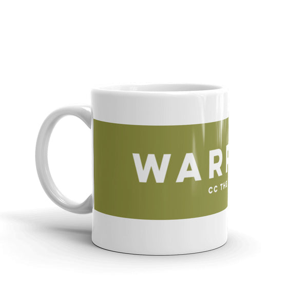 Warrior Coffee Mug 11oz