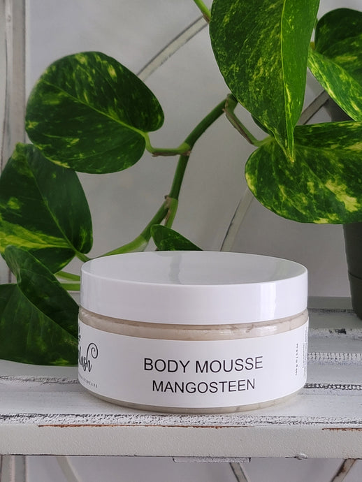 Mangosteen Body Mousse