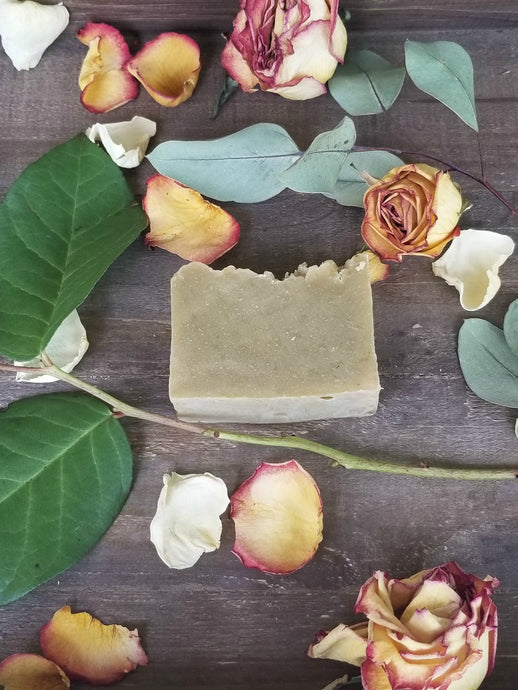 Totally Avocado Conditioning Shampoo Bar