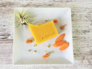 Carrot + Primrose Botanical Soap