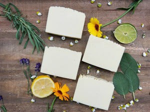 Coconut & Chamomile Conditioning Shampoo Bar