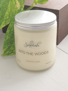 Into The Woods Soy Candle