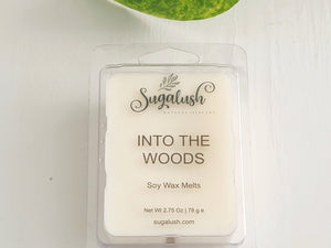 Into The Woods Wax Melts