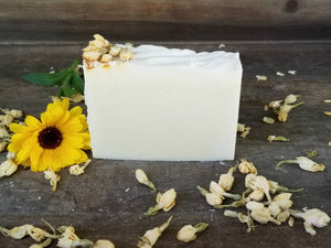 Jasmine Coconut Milk Soap